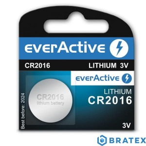 bateria litowa mini everActive CR2016