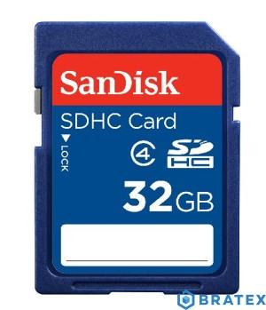 KARTA PAMIĘCI SDHC SANDISK 32GB