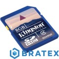 KARTA PAMIECI KINGSTON SDHC 8GB