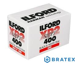 Ilford xp2 400/135/36  proces c-41
