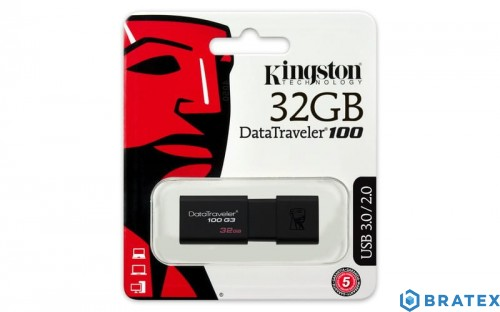 Kingston Data Traveler 100G3 32GB USB 3.0