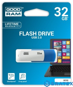 GOODRAM COLOR MIX 32GB USB 2.0