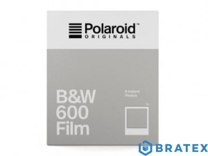 Polaroid  600 film B&W