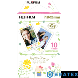 Fuji Instax mini film Hello Kitty